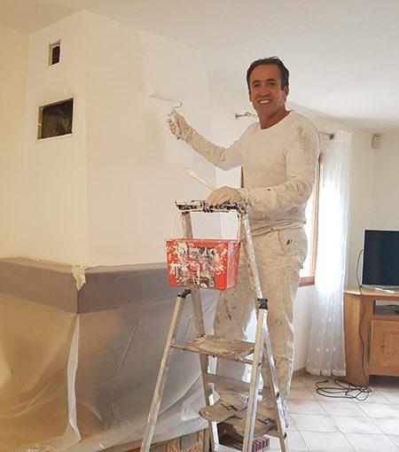 Eric Rubio, peintre prades le lez, saint gély du fesc, jacou, le crès, rubio courrège